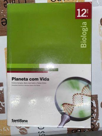 Planeta com Vida - Biologia 12º ano - Manual