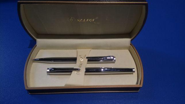 Ручка перьевая и шариковая набор SZ Leqi Paris