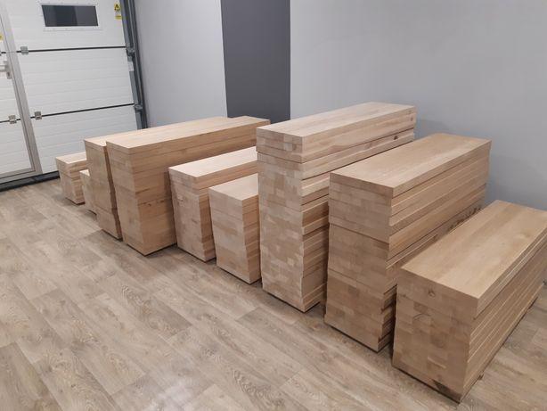 Schody stopnie trepy drewniane