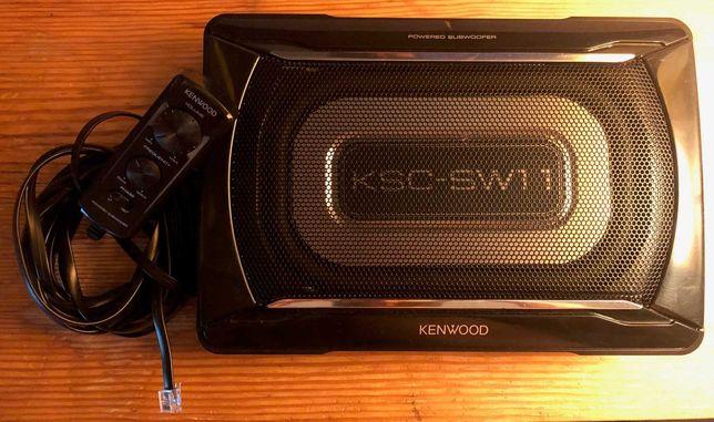 KENWOOD KSC-SW11 Subwoofer Aktywny 150w