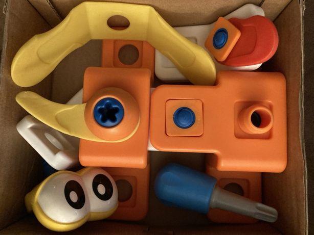 Meccano para 2 anos Kids Play