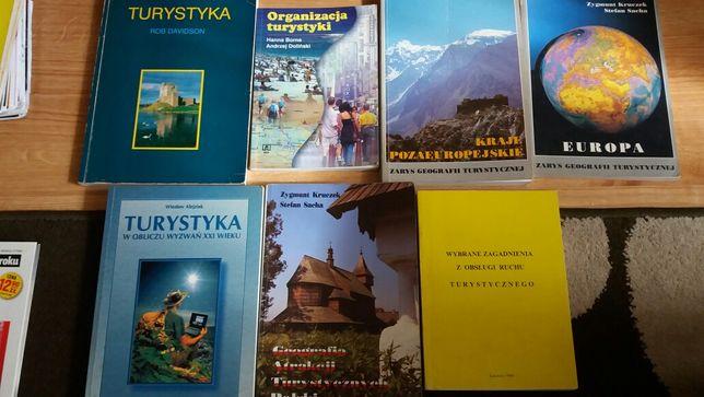 Książki Turystyka,Obsługa ruchu turystycznego