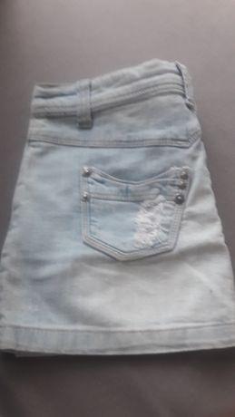Spódniczka jeans rozm.M