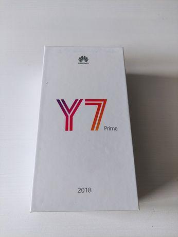 Huawei y7 prime 2018 dual SIM