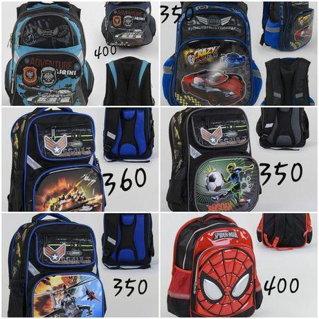 Каркасные школьные рюкзаки для мальчиков и девочек