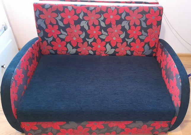 Rozkładane łóżko STAN BDB!