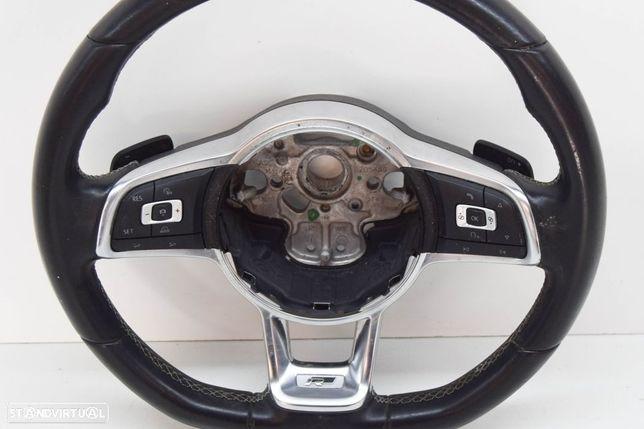 VW: 5G0124A , 5G0419091JG Volante VW GOLF VII (5G1, BQ1, BE1, BE2) 2.0 TDI
