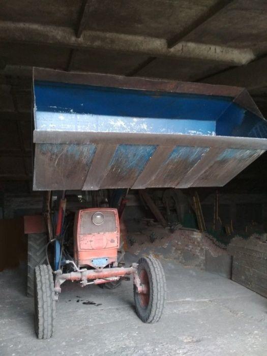 Трактор ЮМЗ з Куном +торг Черкассы - изображение 1