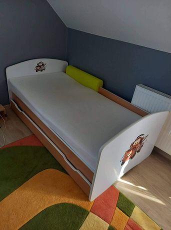 Łóżko dziecięce wraz z materacem