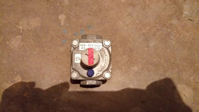 Regulator ciśnienia gazu Maxitrol typ RV48LM
