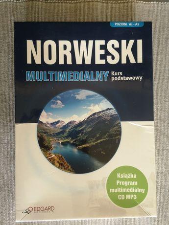 Multimedialny kurs j. Norweskiego