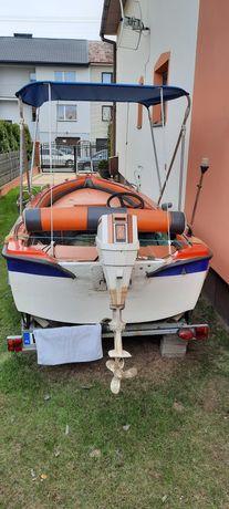 Łódka rekreacyjna