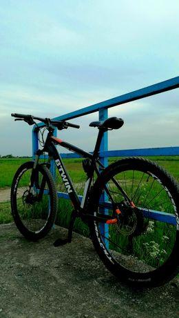Czyszczenie serwis rowerów (rower MTB damka)
