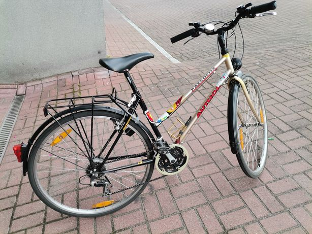 Rower koła 28 mało używany