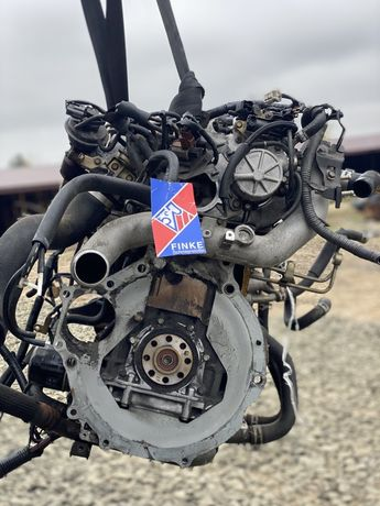 Мотор двигун двигатель  мазда 6 gg 2,0 дизель rf5c 2002-2004