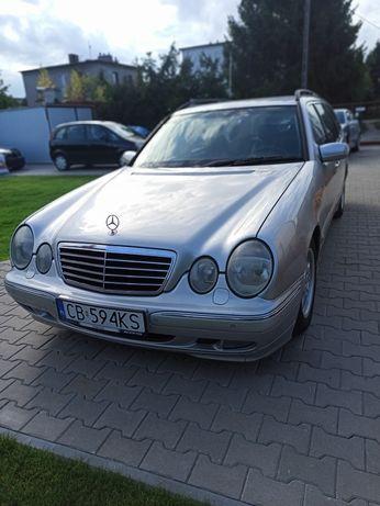 Mercedes W210 3.2 CDI