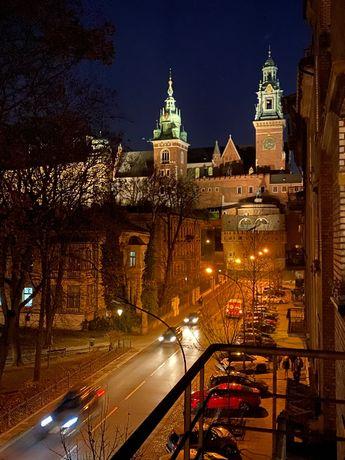 Piękny apartament 103m2 w widokiem na Wawel appartament for rent
