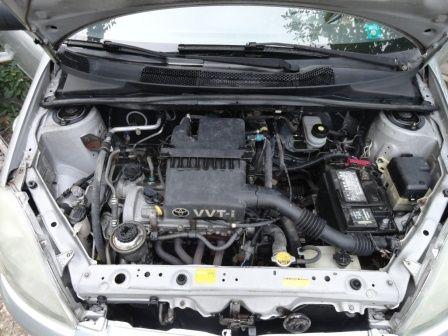 Продам по запастям МКПП 1.0 л Toyota Yaris 98-2004р.