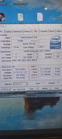 Komputer asrock 775 twins hdtv