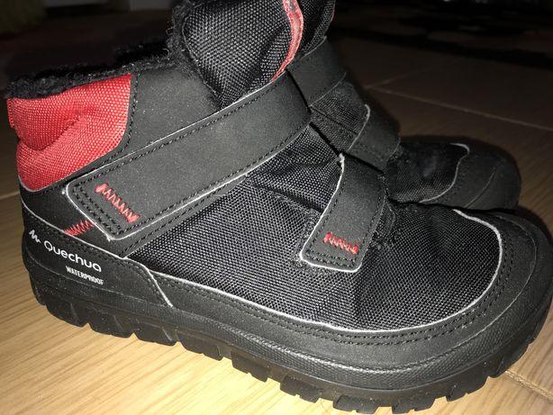 Термо-ботинки, Quechua розмір 31 (19,5)