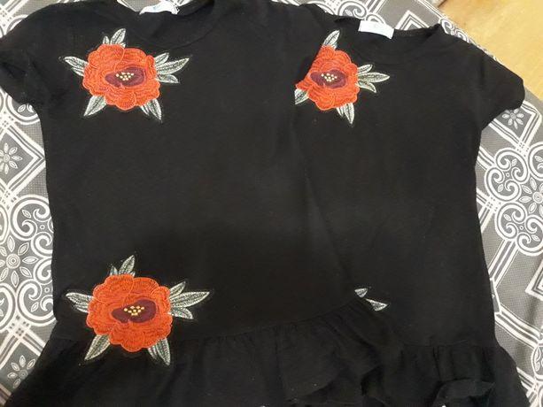 Плаття або футболочка з вишивкою 110