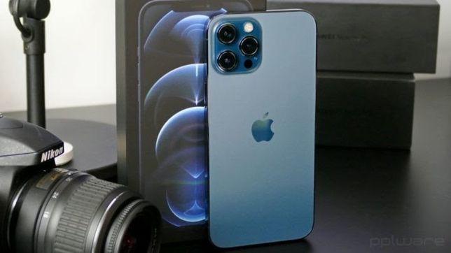 iPhone 12 Pro Max 128G (Troco)