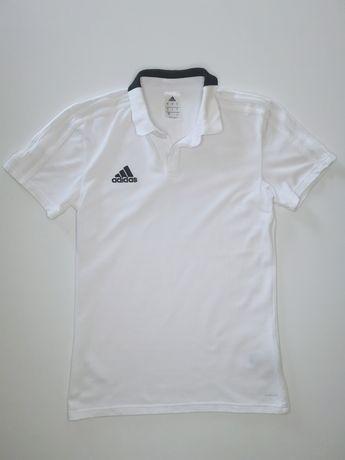 Koszulka polo treningowa Adidas r. S raz założona