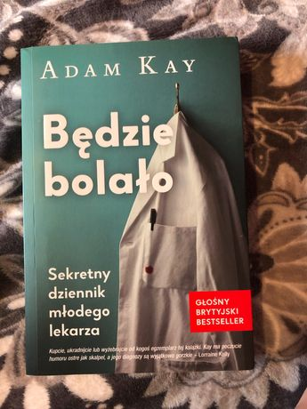 Adam Kay Będzie bolało