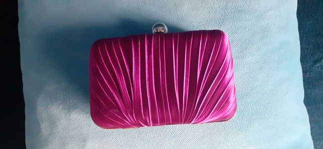 Mała torbeka fioletowa