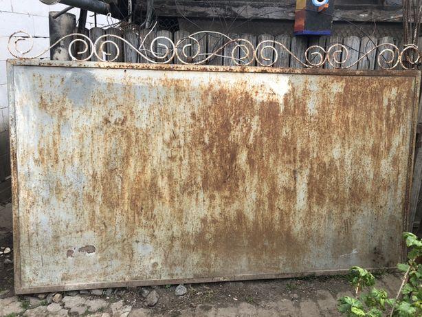 Лист металла на забор