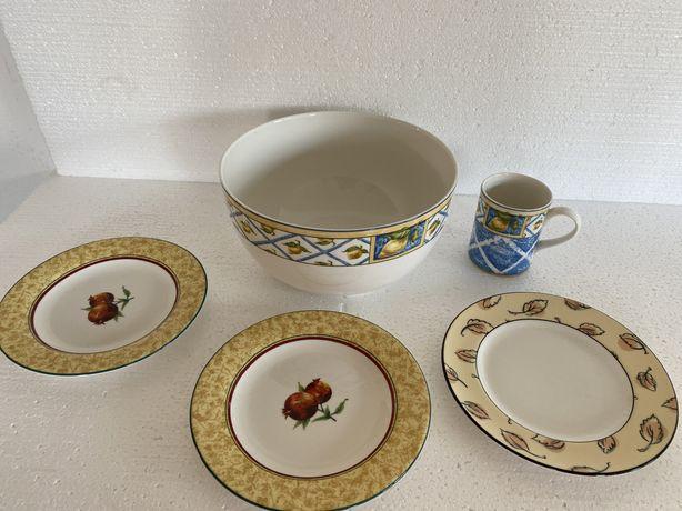 Винтаж: винтажная посуда Royal Daulton .