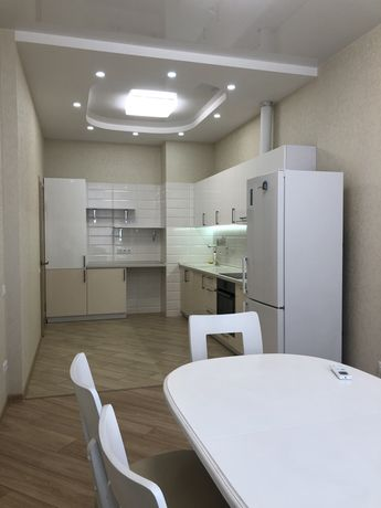 Посуточная аренда 3х комнатная квартира  в Аркадии 6 спальных мест