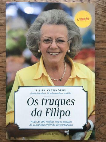 Livro: Os Truques da Filipa