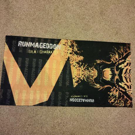 Komin wielofunkcyjny Runmageddon nowy