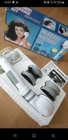 NOWY Infrarot Set do masażu twarzy i nie tylko!