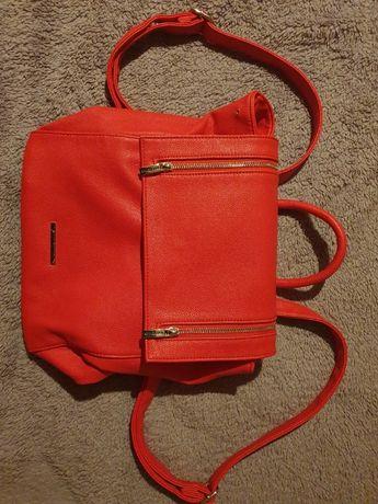 Plecak Wittchen czerwony