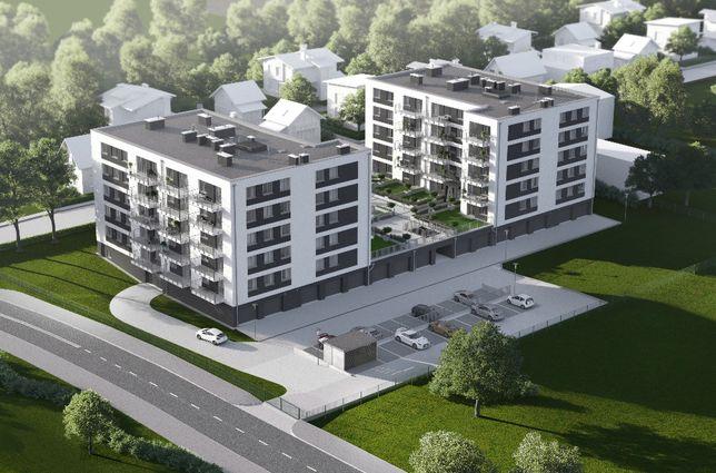 Sprzedaż mieszkań w Czersku przy ul. Pomorskiej.
