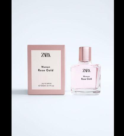 Духи, парфуми Zara Woman Rose Gold