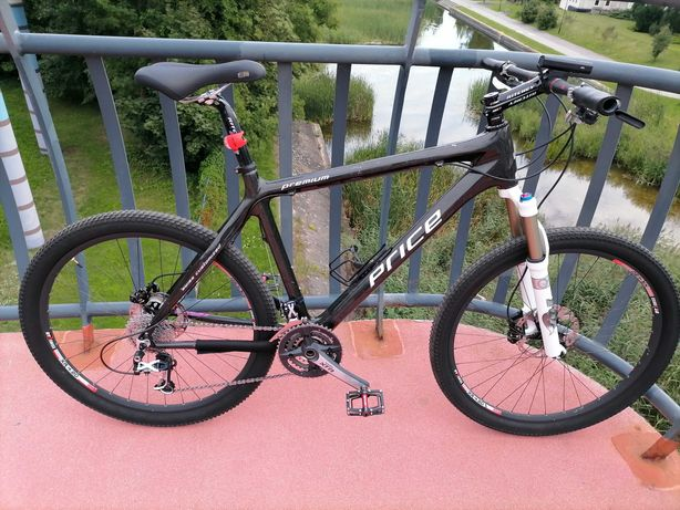 Rower mtb price carbon xtr dt swiss fox formula ritchey wcs karbon