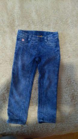 Spodnie jeansowe r 98