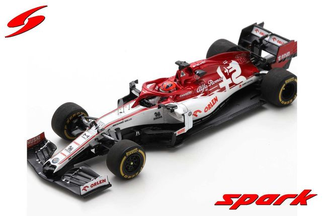 Kubica Alfa Romeo Racing C39 F1 2020 1:43.
