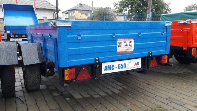 Автопричіп амс650.2.30×1.35.