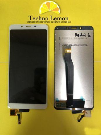 Дисплей Модуль Xiaomi redmi note /2/3/4/4x/5/5a/6/7 pro Сенсор Экран