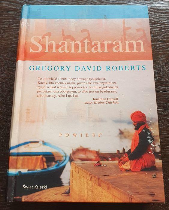 Shantaram Gregory David Roberts Warszawa - image 1