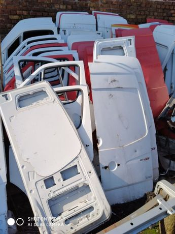 Двери Спринтер дверь Sprinter 1996-2010 капот Крафтер под работу LT