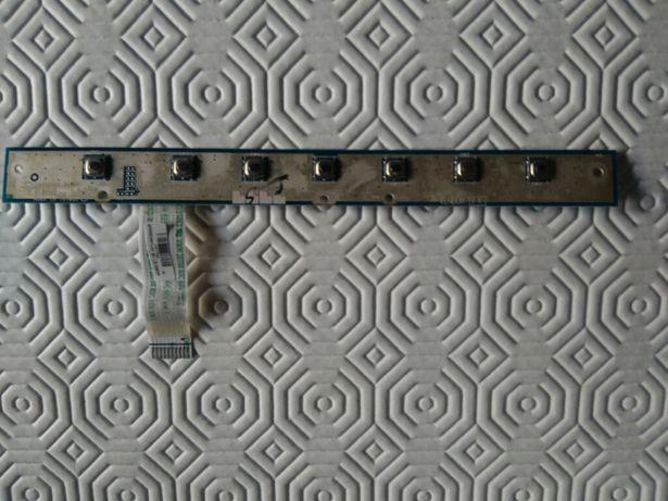 Ligação power de painel frontal portátil Toshiba