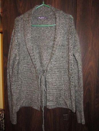 Sprzedam siwy sweterek L/XL
