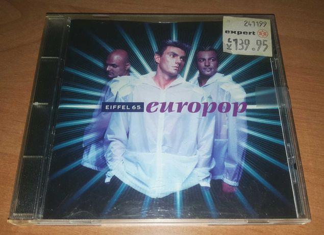 Eiffel 65 - Europop CD 1999 bdb Germany oryginał