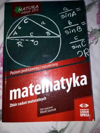 Matematyka zbiór zadań maturalnych Wyd. Omega