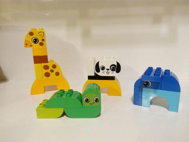 Lego duplo Zwierzątka
